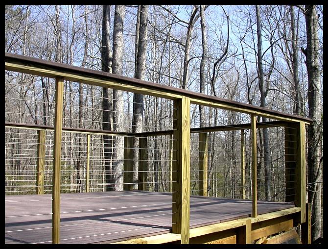 Deck Building Building Railing